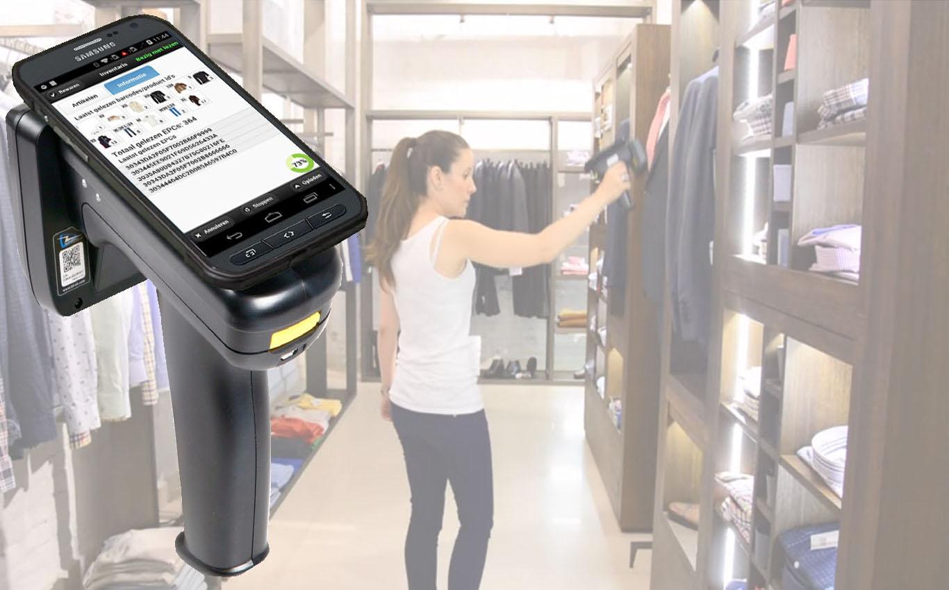 RFID inventario